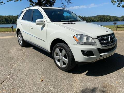 2010 Mercedes-Benz M-Class for sale at Monroe Auto's, LLC in Parsons TN
