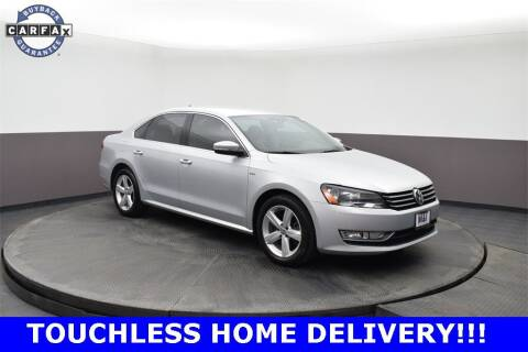 2015 Volkswagen Passat for sale at M & I Imports in Highland Park IL