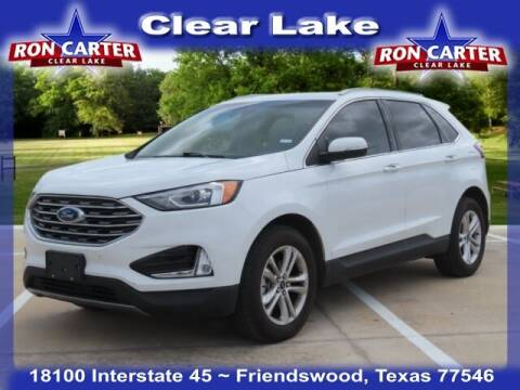 2019 Ford Edge for sale at Ron Carter  Clear Lake Used Cars in Houston TX