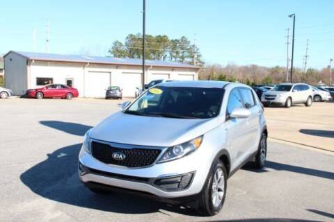 2016 Kia Sportage for sale at MR AUTO in Elizabeth City NC