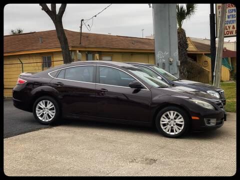 2009 Mazda MAZDA6 for sale at ASTRO MOTORS in Houston TX