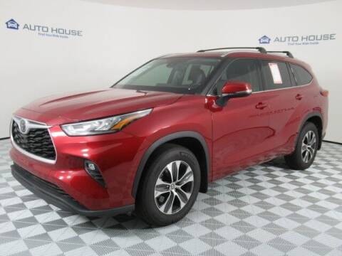 2020 Toyota Highlander for sale at Curry's Cars Powered by Autohouse - Auto House Tempe in Tempe AZ