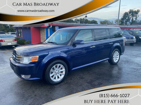 2011 Ford Flex for sale at Car Mas Broadway in Crest Hill IL