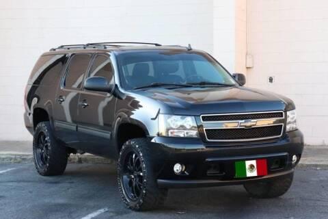 2012 Chevrolet Suburban for sale at El Patron Trucks in Norcross GA