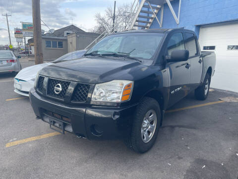 2007 Nissan Titan for sale at Ideal Cars in Hamilton OH