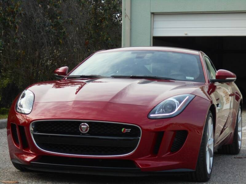 2015 Jaguar F-TYPE for sale at PORT TAMPA AUTO GROUP LLC in Riverview FL