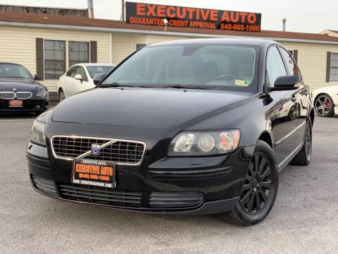 2005 Volvo S40 for sale at Executive Auto in Winchester VA