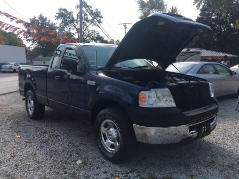 2007 Ford F-150 for sale at Antique Motors in Plymouth IN