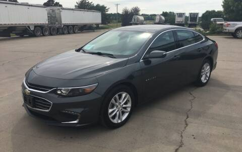 2016 Chevrolet Malibu for sale at More 4 Less Auto in Sioux Falls SD