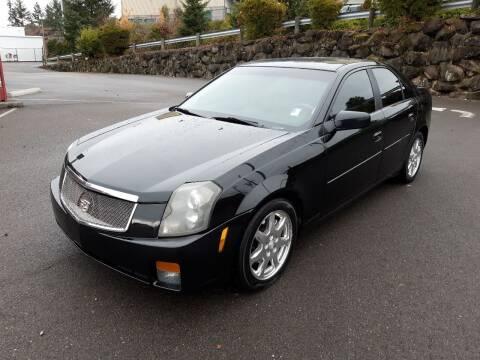 2003 Cadillac CTS for sale at South Tacoma Motors Inc in Tacoma WA
