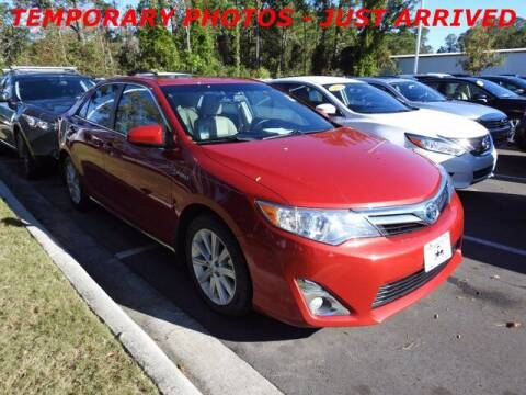 2013 Toyota Camry Hybrid for sale at Auto Finance of Raleigh in Raleigh NC
