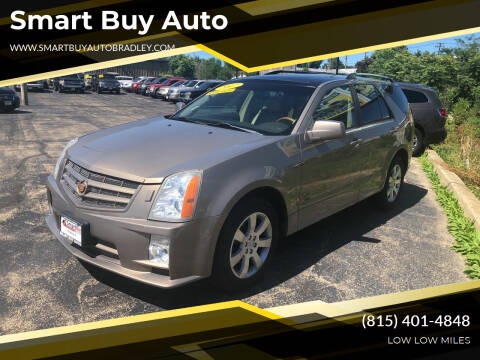 2007 Cadillac SRX for sale at Smart Buy Auto in Bradley IL