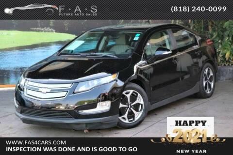 2013 Chevrolet Volt for sale at Best Car Buy in Glendale CA
