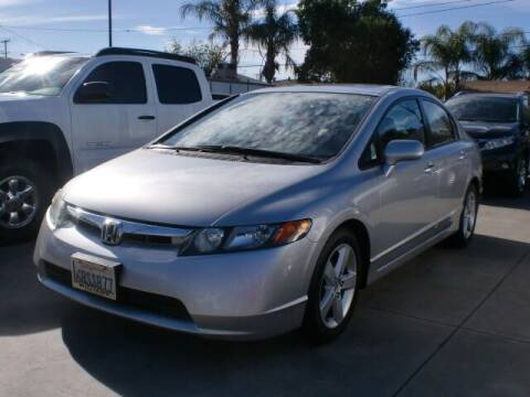 2008 Honda Civic for sale at Williams Auto Mart Inc in Pacoima CA