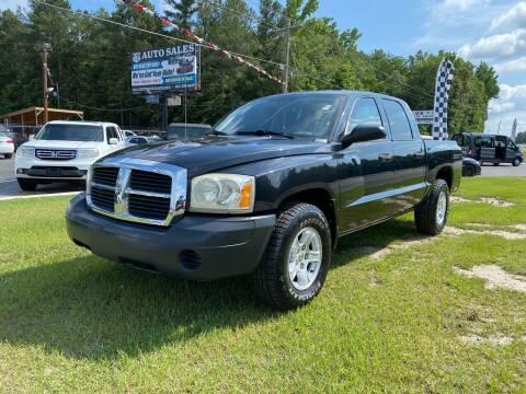2007 Dodge Dakota for sale at US 1 Auto Sales in Graniteville SC