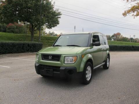 2006 Honda Element for sale at Best Import Auto Sales Inc. in Raleigh NC