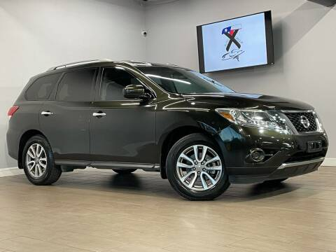 2016 Nissan Pathfinder for sale at TX Auto Group in Houston TX