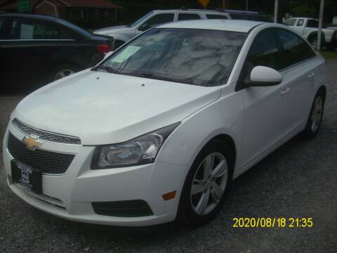 2014 Chevrolet Cruze for sale at Motors 46 in Belvidere NJ