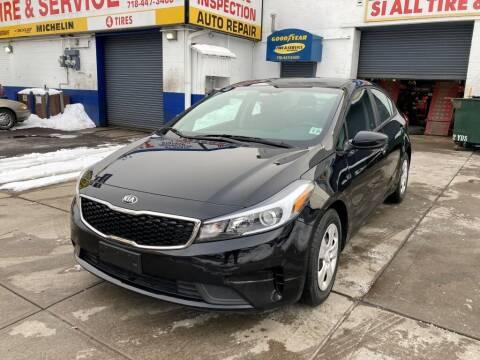 2018 Kia Forte for sale at US Auto Network in Staten Island NY