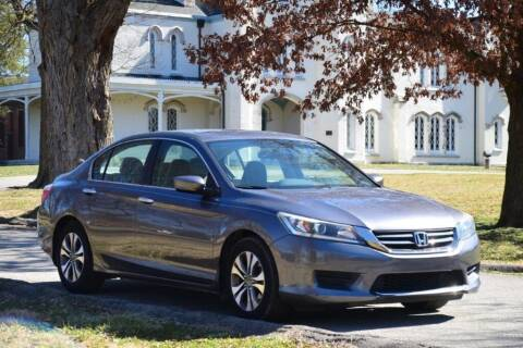 2013 Honda Accord for sale at Digital Auto in Lexington KY
