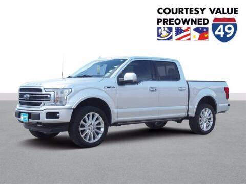 2019 Ford F-150 for sale at Courtesy Value Pre-Owned I-49 in Lafayette LA