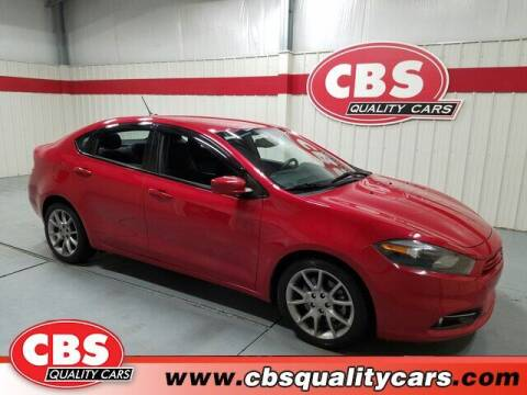 2014 Dodge Dart for sale at CBS Quality Cars in Durham NC