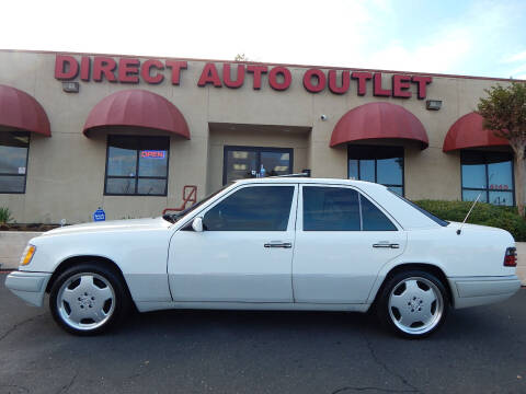 1995 Mercedes-Benz E-Class for sale at Direct Auto Outlet LLC in Fair Oaks CA