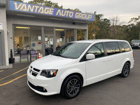 2018 Dodge Grand Caravan for sale at Vantage Auto Group in Brick NJ