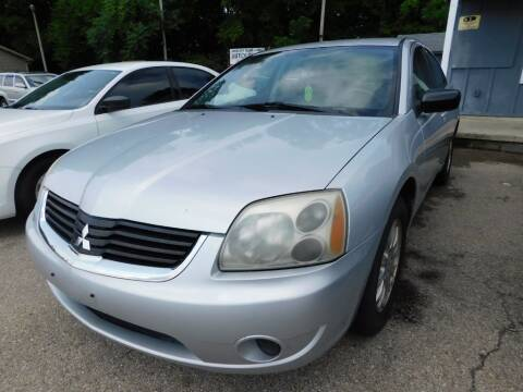 2008 Mitsubishi Galant for sale at AutoLink LLC in Dayton OH
