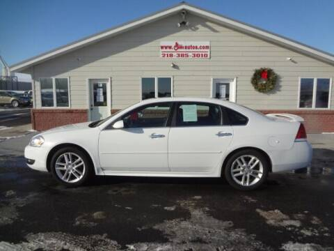 2014 Chevrolet Impala Limited for sale at GIBB'S 10 SALES LLC in New York Mills MN