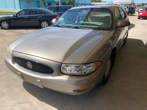 2001 Buick LeSabre for sale at Eastside Auto Brokers LLC in Fort Myers FL