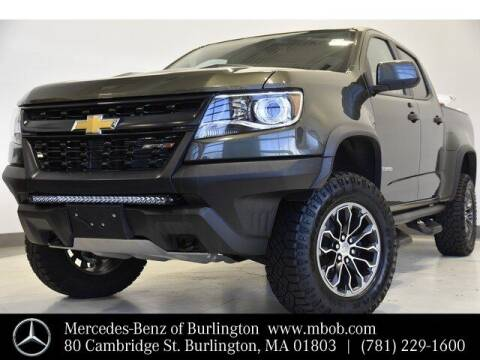 2018 Chevrolet Colorado for sale at Mercedes Benz of Burlington in Burlington MA