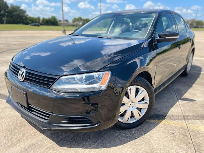 2014 Volkswagen Jetta for sale at AUTO DIRECT Bellaire in Houston TX