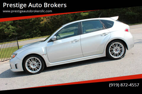 2009 Subaru Impreza for sale at Prestige Auto Brokers in Raleigh NC