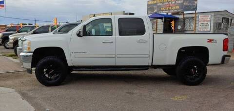 2009 Chevrolet Silverado 2500HD for sale at Advantage Motorsports Plus in Phoenix AZ