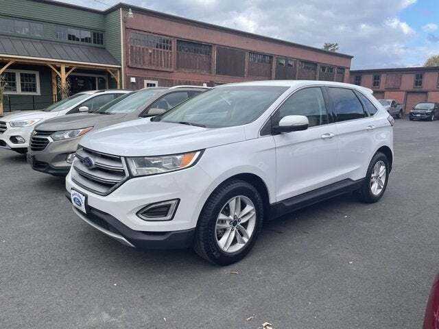 2015 Ford Edge for sale at SCHURMAN MOTOR COMPANY in Lancaster NH