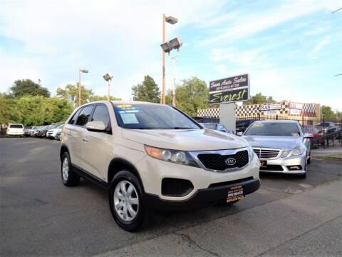 2011 Kia Sorento for sale at Save Auto Sales in Sacramento CA