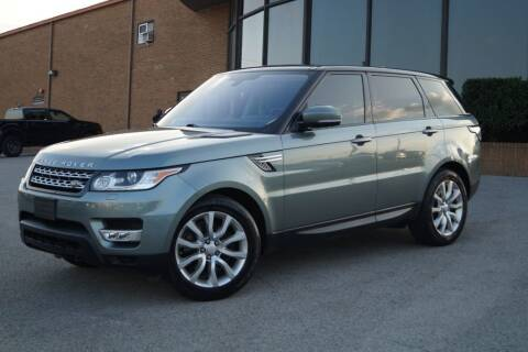2016 Land Rover Range Rover Sport for sale at Next Ride Motors in Nashville TN