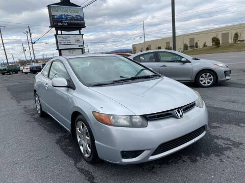 2008 Honda Civic for sale at A & D Auto Group LLC in Carlisle PA