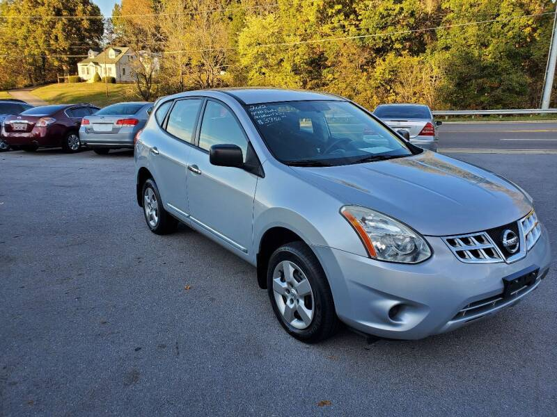 2012 Nissan Rogue for sale at DISCOUNT AUTO SALES in Johnson City TN