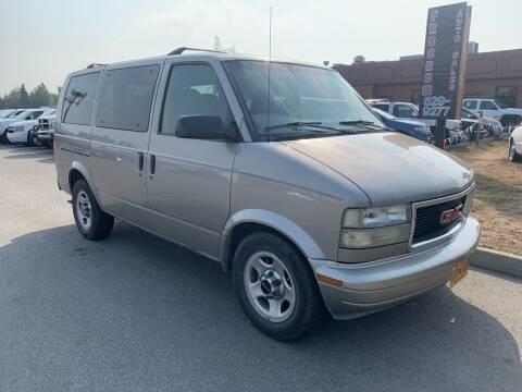 2004 GMC Safari for sale at Freedom Auto Sales in Anchorage AK