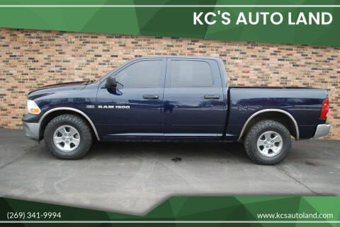 2012 RAM Ram Pickup 1500 for sale at KC'S Auto Land in Kalamazoo MI