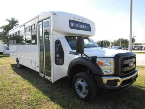 2016 Ford F-550 Super Duty for sale at Truck and Van Outlet in Miami FL