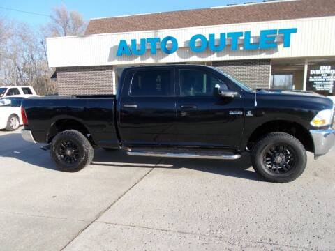 2011 RAM Ram Pickup 2500 for sale at Truck and Auto Outlet in Excelsior Springs MO