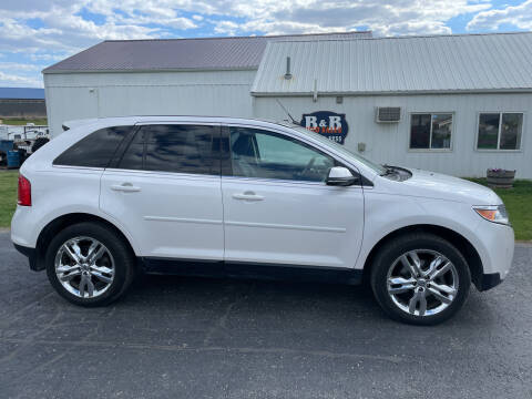 2014 Ford Edge for sale at B & B Sales 1 in Decorah IA