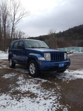 2009 Jeep Liberty for sale at Valley Motor Sales in Bethel VT