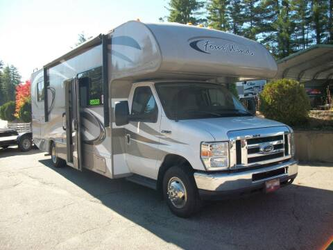 2013 Four Winds 28Z for sale at Olde Bay RV in Rochester NH