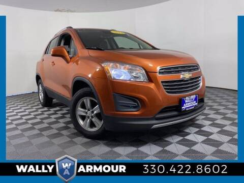 2016 Chevrolet Trax for sale at Wally Armour Chrysler Dodge Jeep Ram in Alliance OH