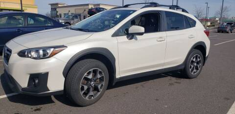 2018 Subaru Crosstrek for sale at Autobahn Motor Group in Willow Grove PA