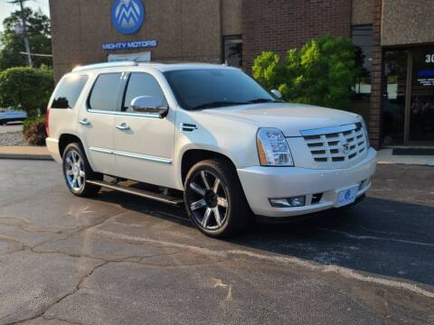 2009 Cadillac Escalade for sale at Mighty Motors in Adrian MI